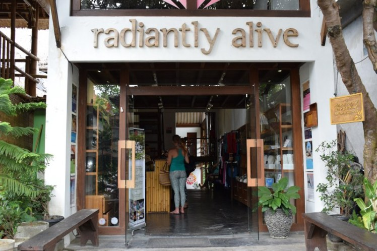 Radiantly Alive Bali