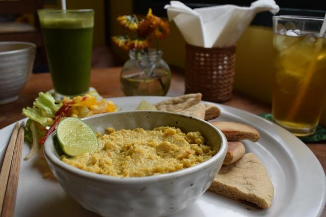 Hummus in Bali