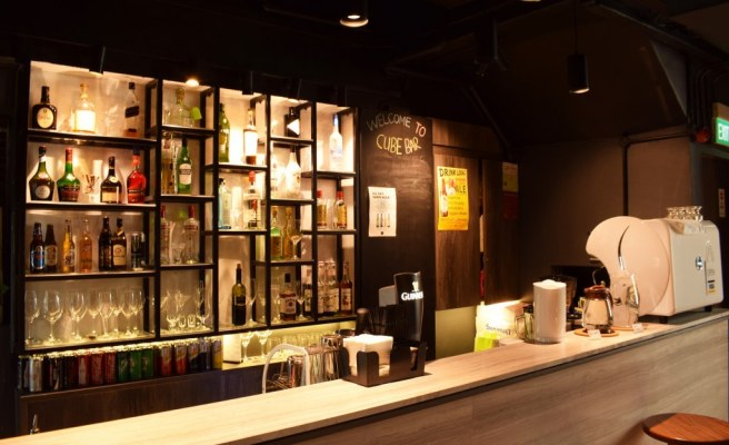 Boutique Bar at Cubestay