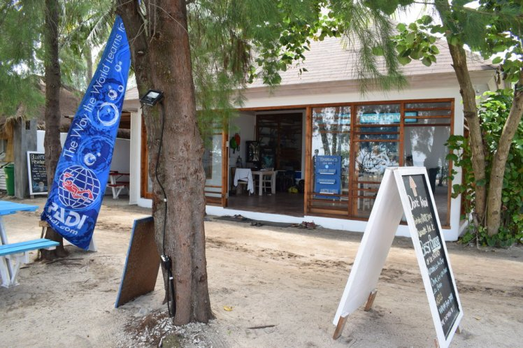 Blue Marlin Diving Shop