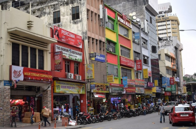 Chinatown in KL