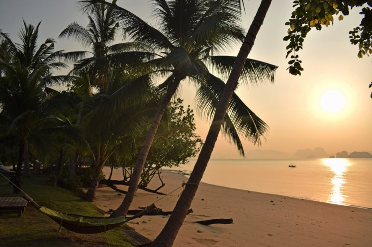 Sunrise at Koyao Island Resort