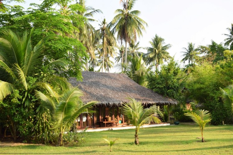 Our bungalow at Koyao