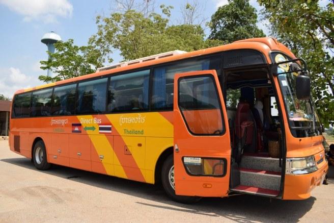 Busul spre Cambodia