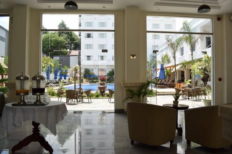 Lobby Area at Ocean Pearl