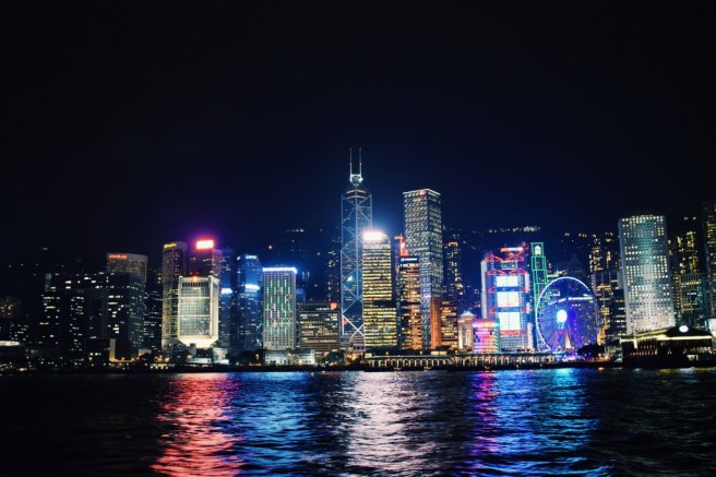 HK pe timpul noptii