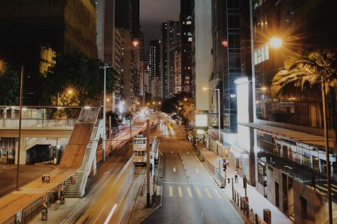 HK noaptea