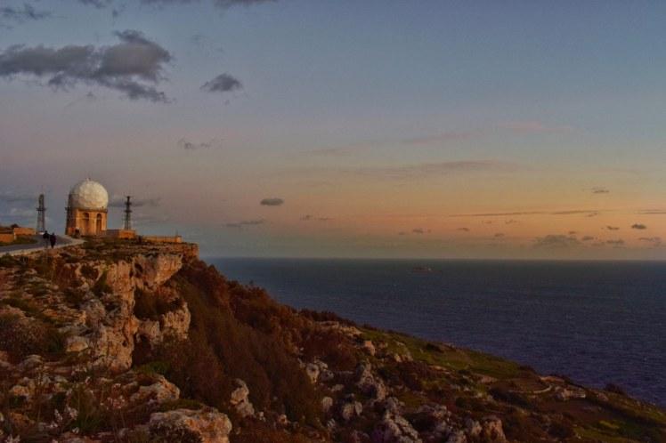 Dingli Cliffs in Malta