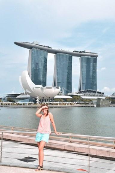 calatorie in singapore