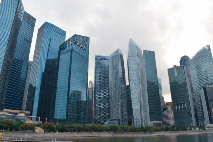 singapore cladiri