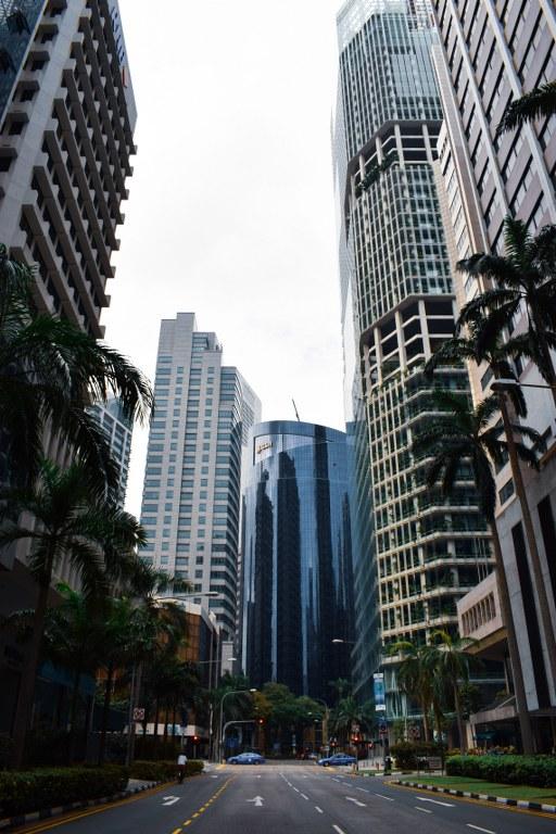 Strazi in singapore