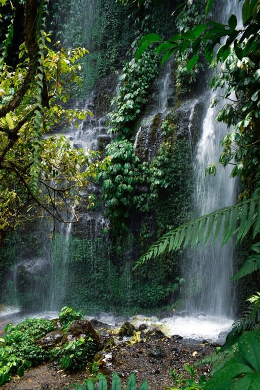 Cascade in Tetebatu