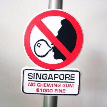 fara guma de mestecat in singapore