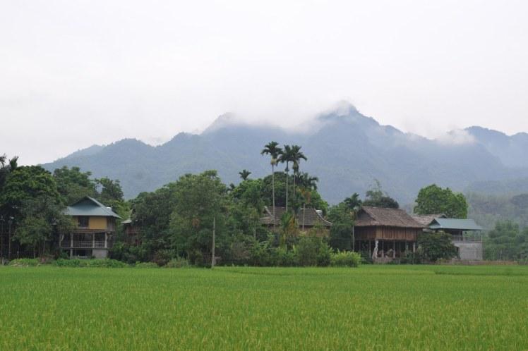 Liniste in Mai Chau