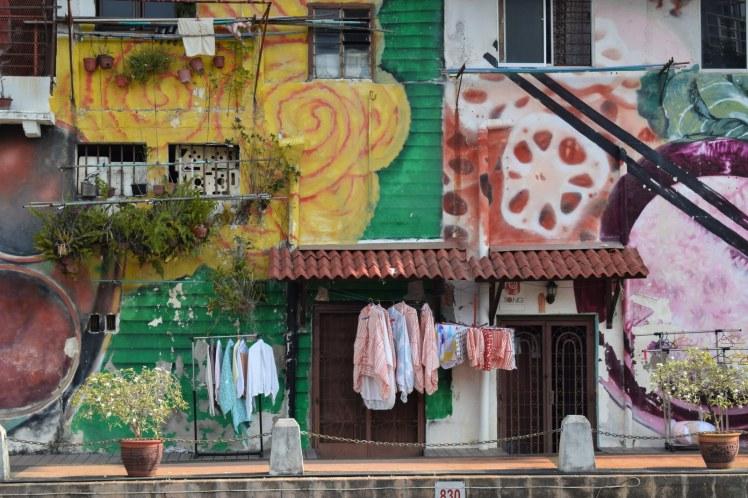 Arta stradala in Malacca