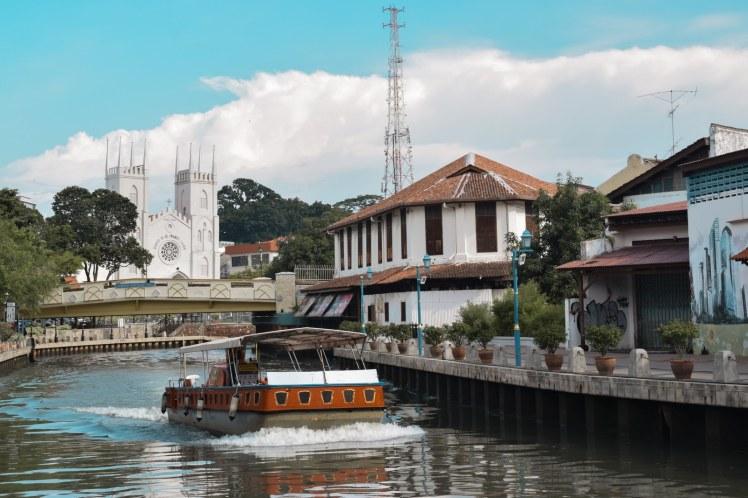 Croaziera pe raul Malacca
