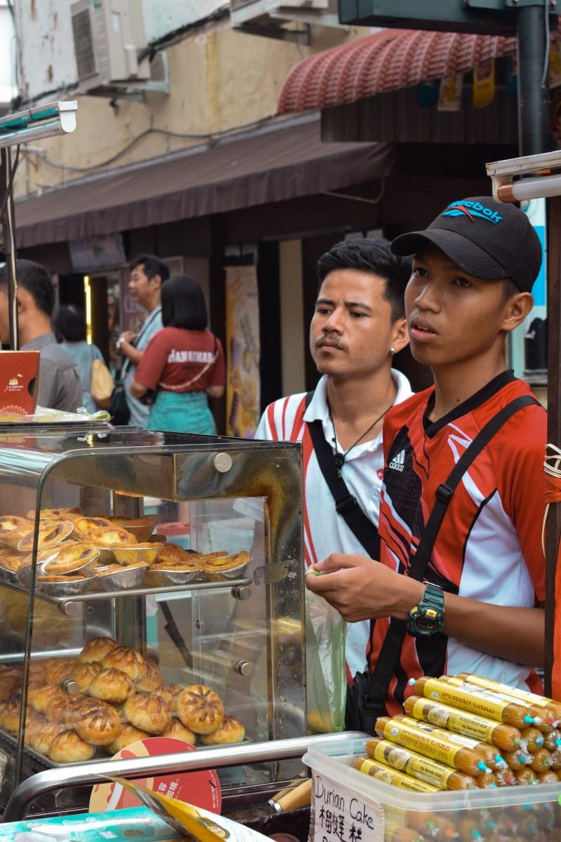 Deserturi in Malacca