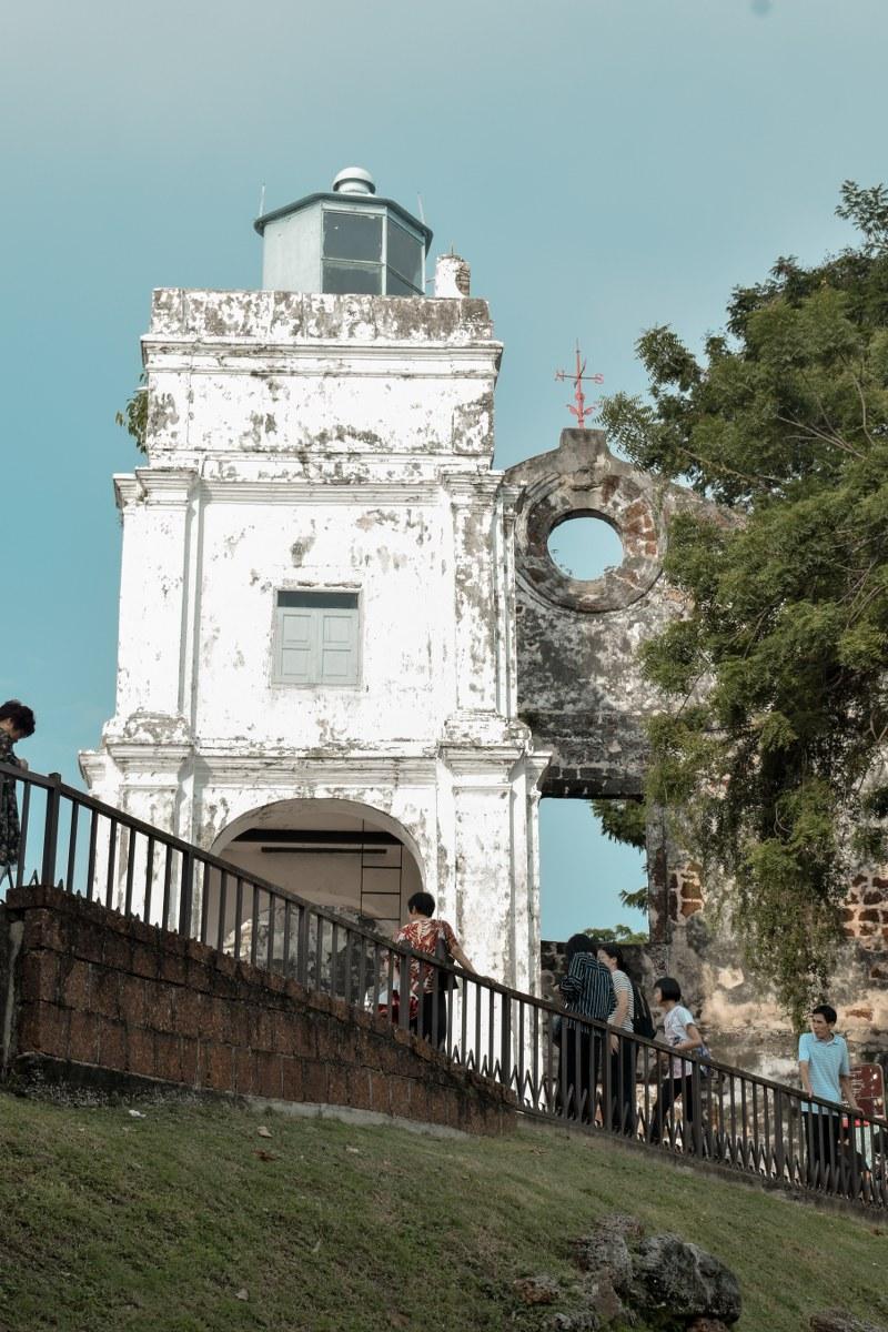 Biserica Sf Paul, Malacca
