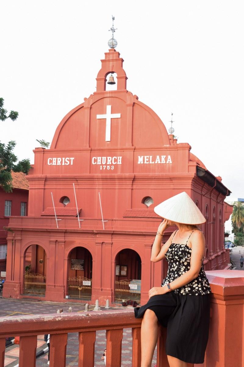 Biserica Hristos din Malacca