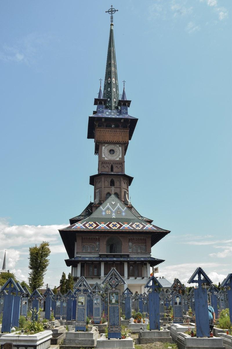 Biserica din Cimitirul Vesel